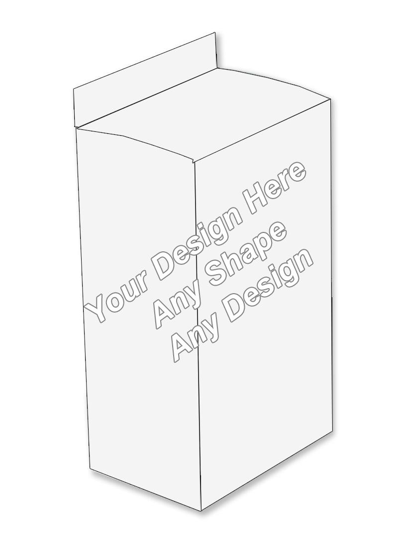 Hair Serum Packaging Boxes
