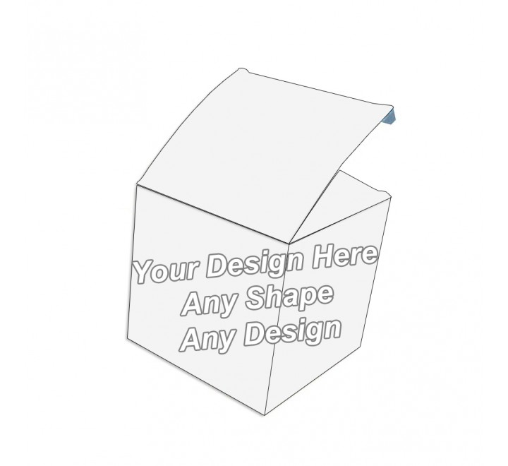 Card Board - Cube Boxes