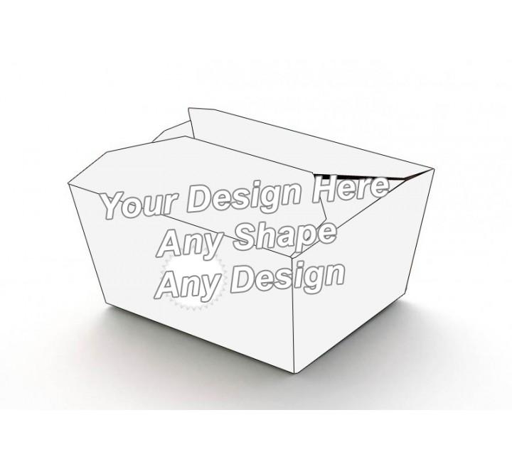 Die Cut - Food Packaging Boxes