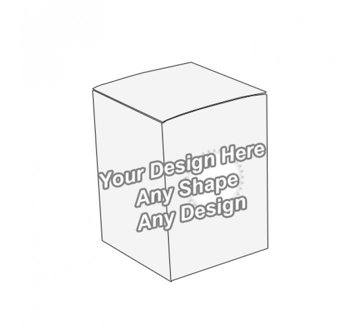 Die Cut - Nail Product Boxes