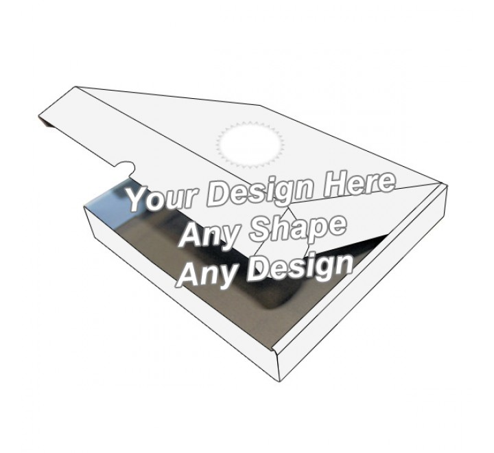 Die Cut - Tamp On Packaging