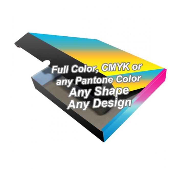 Full Color - Double Wall Tuck Front Boxes