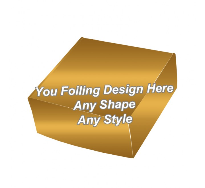 Golden Foiling - Double Wall Tuck Front Boxes