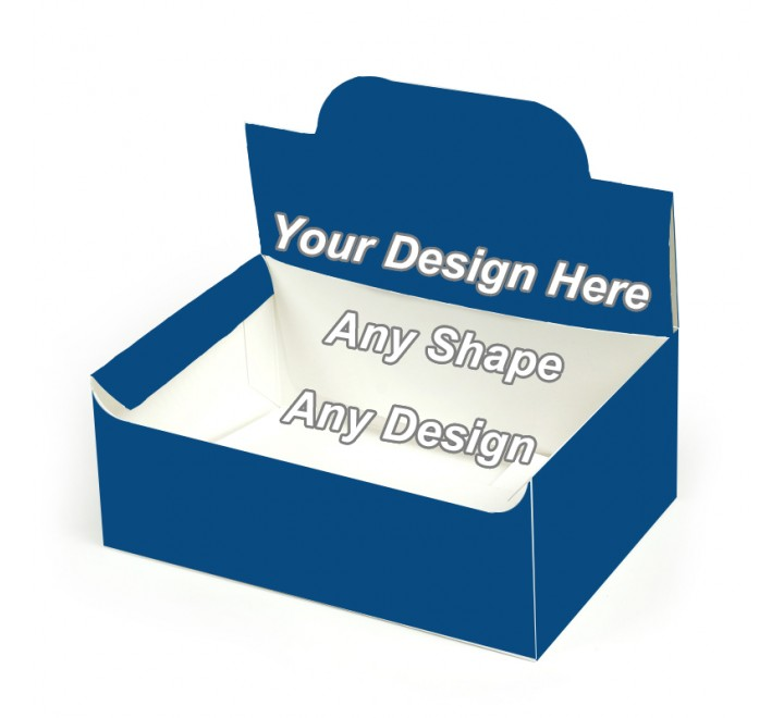 Matte Finish Boxes - Pop Up Display Boxes