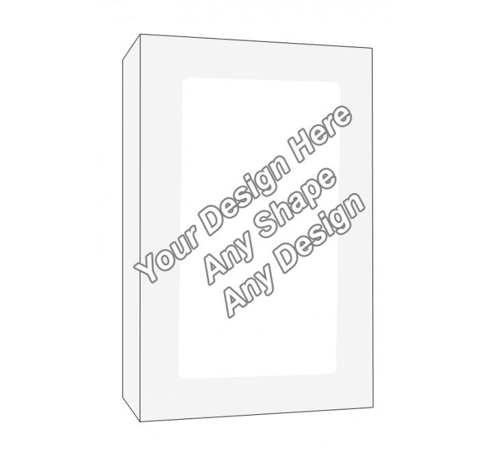 Window - Perfume/ Cologne Packaging