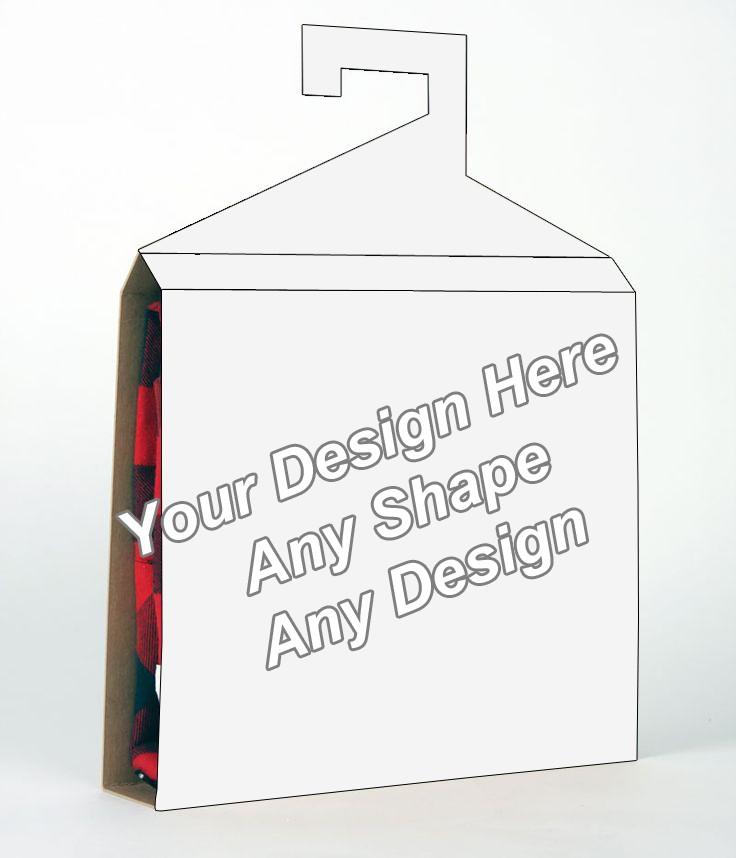 Custom - Shirt Packaging Box