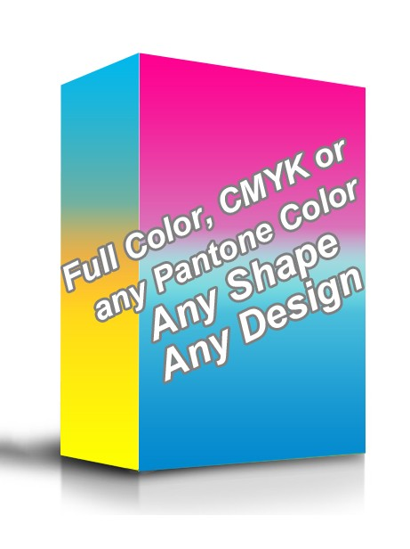 Full Color - Product Packaging Boxes