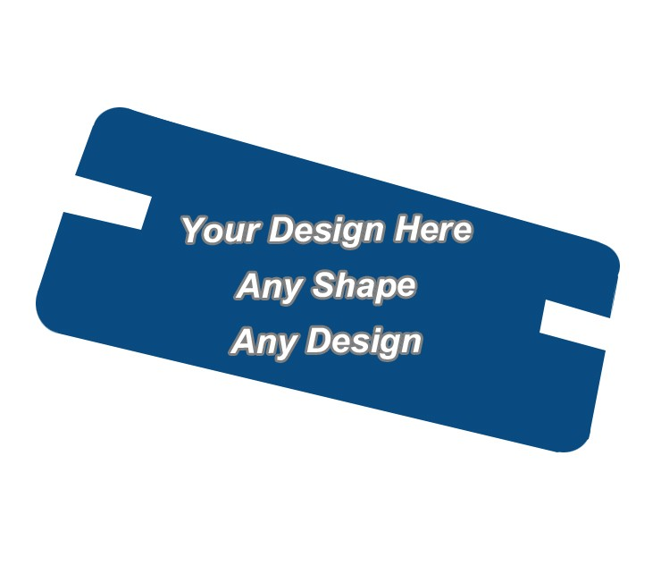 Matte Finish Boxes - Backing Card Printing