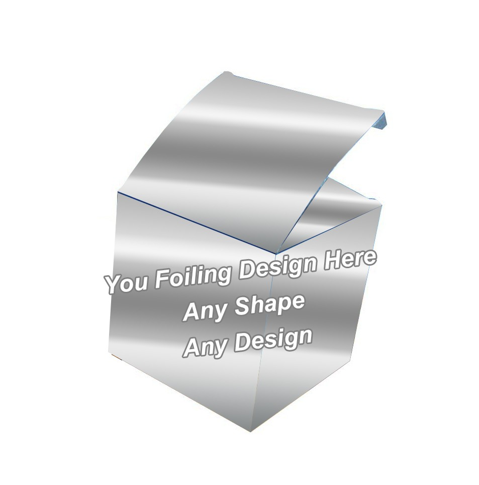 Silver Foiling - Skin Care/ Cream Boxes