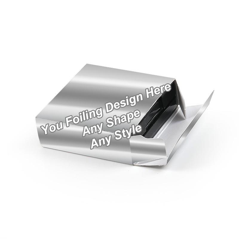 Silver Foiling - Eyeshadows Mascara Boxes