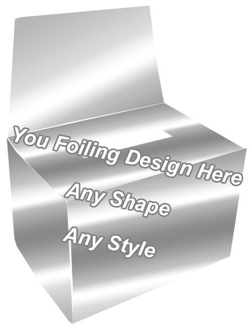 Silver Foiling - Bandage