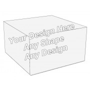 Cardboard - Cake Bakery Packaging Box