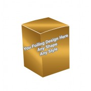 Golden Foiling - Nail Product Boxes