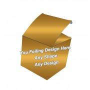 Golden Foiling - Belt Packaging Boxes