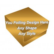 Golden Foiling - Bakery Packaging Boxes