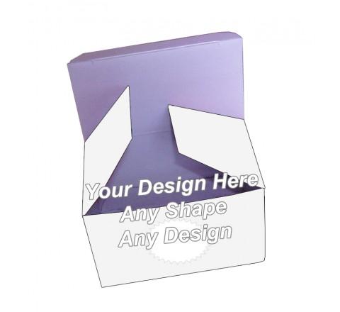 Die Cut - Folding Packaging Boxes