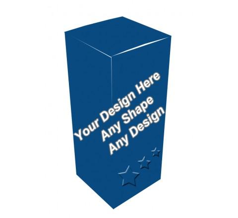 Embossed - E Liquid Boxes