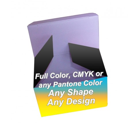 Full Color - Folding Packaging Boxes