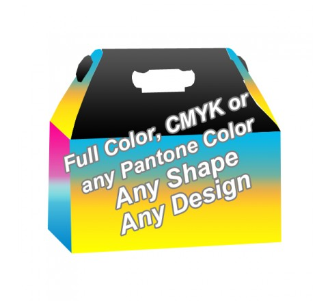 Full Color - Custom Packaging Boxes