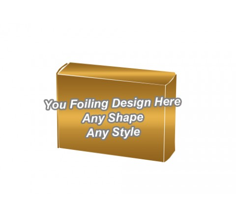 Golden Foiling - Cheese Packaging Boxes