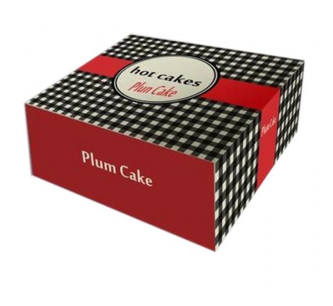 Rigid - Cake Bakery Packaging Box
