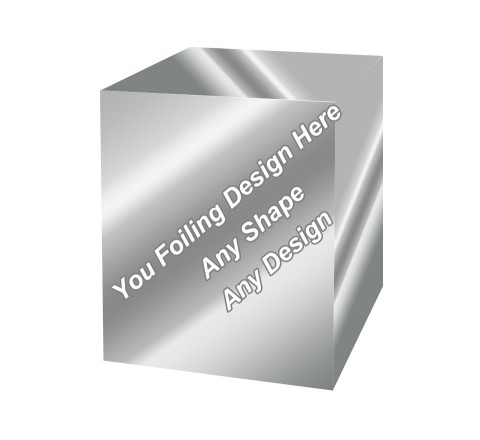 Silver Foiling - Masala Packaging Boxes