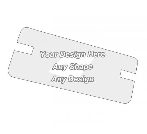 Window - Backing Card Printing
