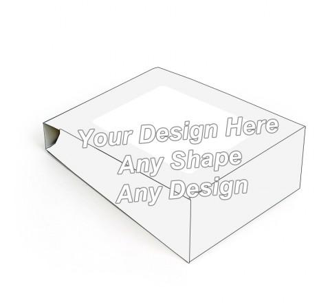 Window - Gable Bag Packaging