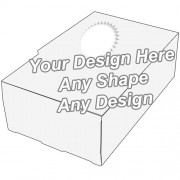 Die Cut - Cardboard Boxes