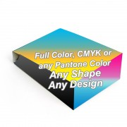 Full Color - Gable Bag Packaging