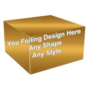 Golden Foiling - Cake Bakery Packaging Box
