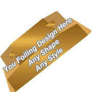 Golden Foiling - Candy Boxes - Tuck End Boxes