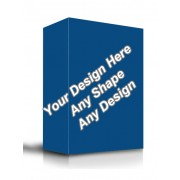 Matte Finish Boxes - Software Packaging Boxes